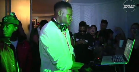Pete Rock – Boiler Room in New York (Live Mix)