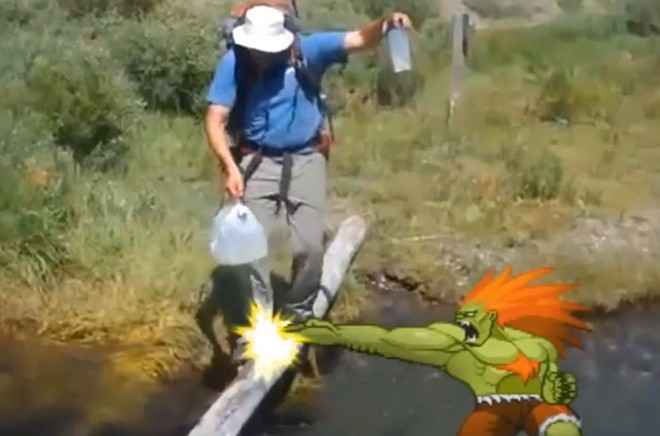 Blanka is a Troll – Fail Compilation mit Street Fighter Charakter