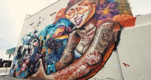 Graffiti: SOFLES und ALLEYCAT in Southport