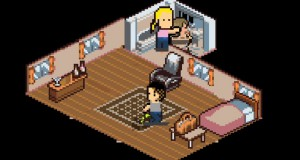 The Big Lebowski als 8-bit Videospiel