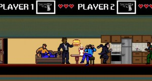 Pulp Fiction als 8-bit Videospiel