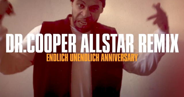 Megaloh feat. MoTrip, Aphroe, Afrob, Samy Deluxe, Umse, Ali As, Celo & Abdi – Dr. Cooper (Video)