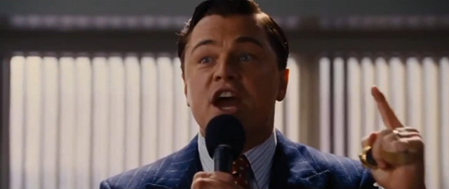 The Wolf of Wall Street Chest Thump Mix von Eclectic Method