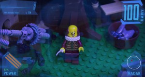 "LEGO Kurzfilm ""Action Bill"": Captain Kirk gegen Shakespeare"