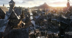 Der Hobbit Smaugs Einöde: Making of Lake Town