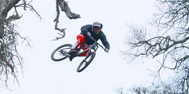The Liaison Series: Mountainbiking mit Brandon Semenuk