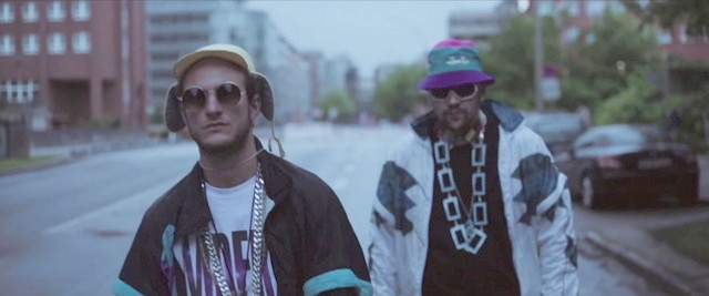 Galv feat. Pierre Sonality – Stargate (Video)