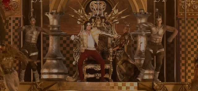 Michael Jackson Hologramm bei den Billboard Music Awards 2014