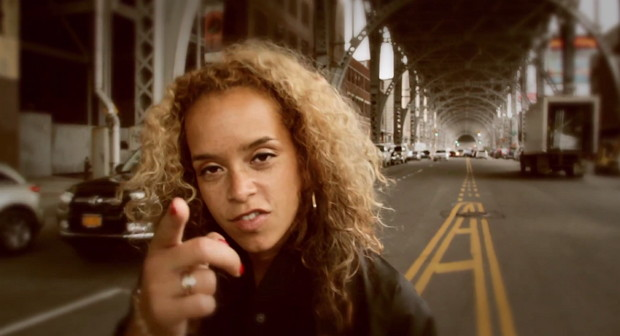 MC Melodee feat. AG – Naked City (Video)