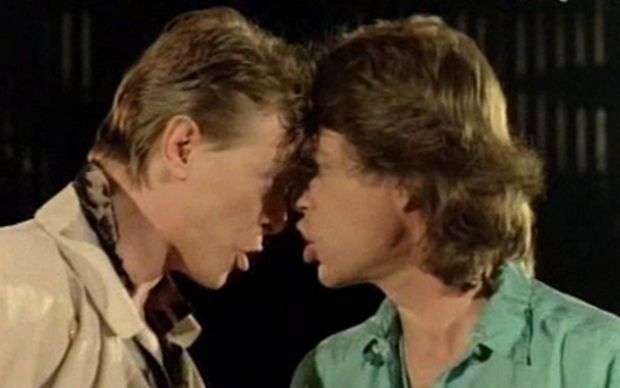 Neu vertont: Mick Jagger & David Bowie – Dancing in the Street