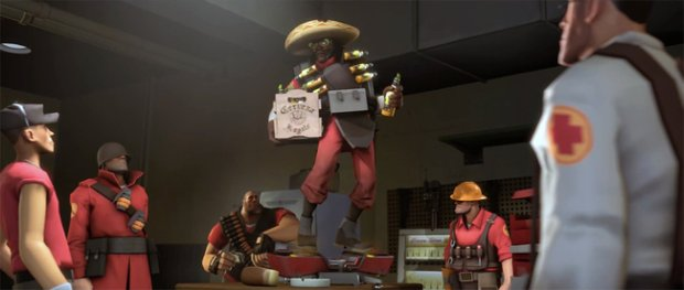 Team Fortress 2 Animationsfilm 'Expiration Date'