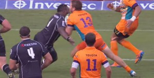 Best of Super Rugby tackles 2014