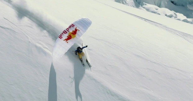 "Speedriding Doku – ""The Unrideables: Alaska Range"""