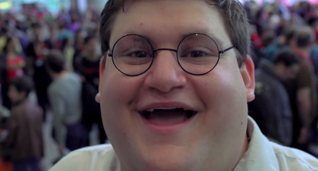 Real Life Peter Griffin (Family Guy) auf der ComicCon