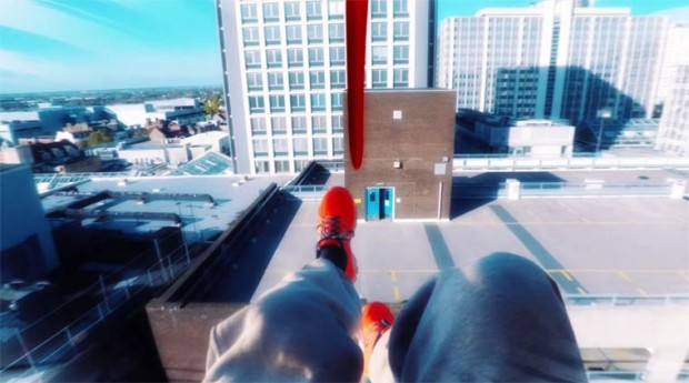 Mirror's Edge Real Life Action
