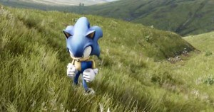 Unreal 4 Engine mit Sonic