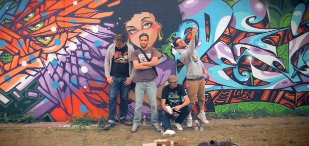 Berlinstyle – Graffiti Short Film