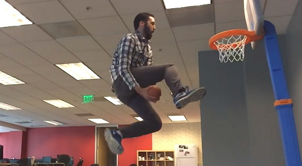 office-dunks