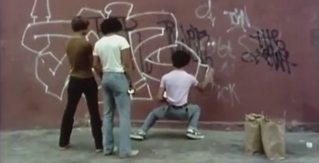 """Watching My Name Go By"" – Doku über Graffiti in New York (1976)"