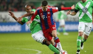 5 Tore in 9 Minuten – Robert Lewandowski im Torrausch (Video)