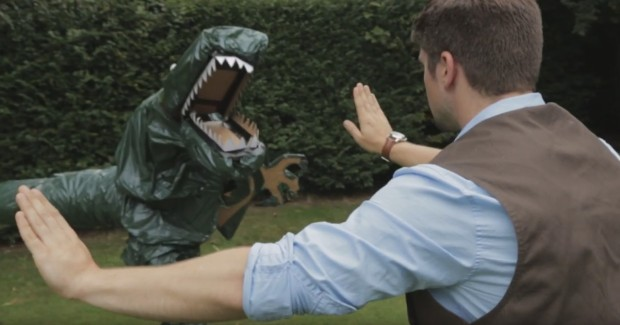"""Jurassic World"" Low Budget Trailer"