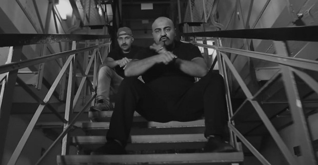 Plusmacher feat. Xatar – Arrestlokal (Video)