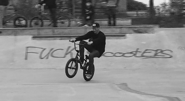 Welcome to Odyssey/Volume Bikes – BMX-Pro Tim Güntner