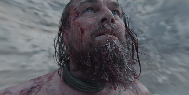 "Makeup in DiCaprio-Film ""The Revenant"""
