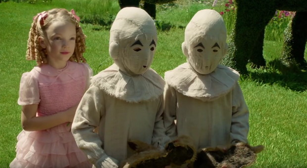 Miss Peregrine S Home For Peculiar Children  November