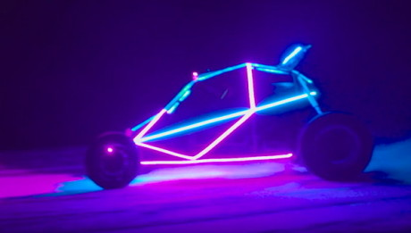 led-light-race