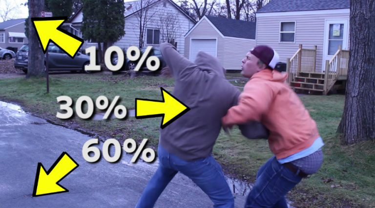 Tutorial: How to Film a Street Fight
