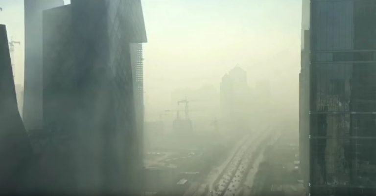 Smogocalypse in Peking