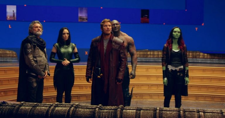 Behind the Scenes: Guardians of the Galaxy Vol. 2